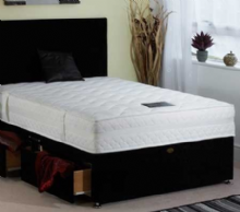 Deluxe 2000 BED - Medium/firm - DESIGN YOUR OWN BED
